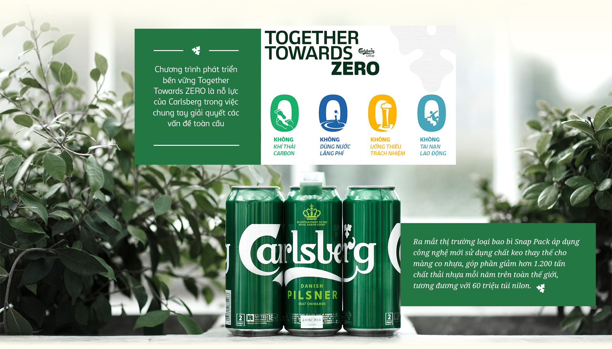 Bia Carlsberg hành trình phát triển bền vững hơn 170 năm - Ảnh 3.