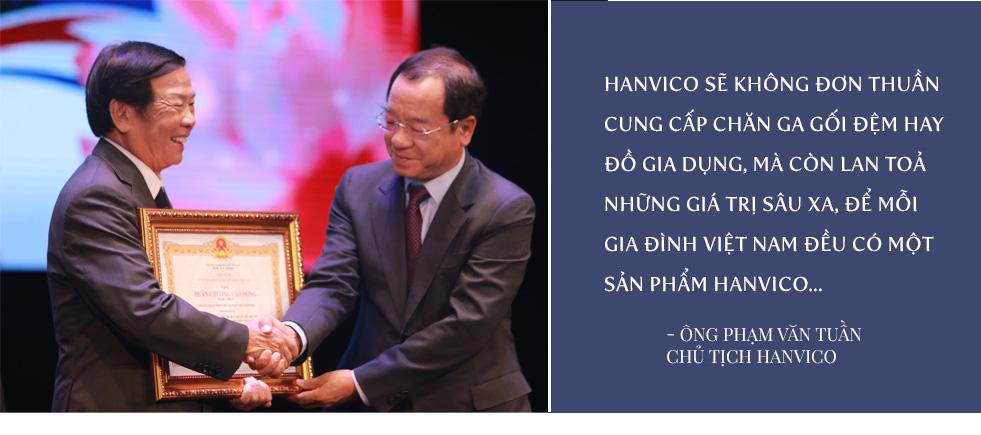"""Chủ tịch Phạm Văn Tuần: Hanvico ấm áp nhưng không """"ngủ quên"""" - Ảnh 14."""