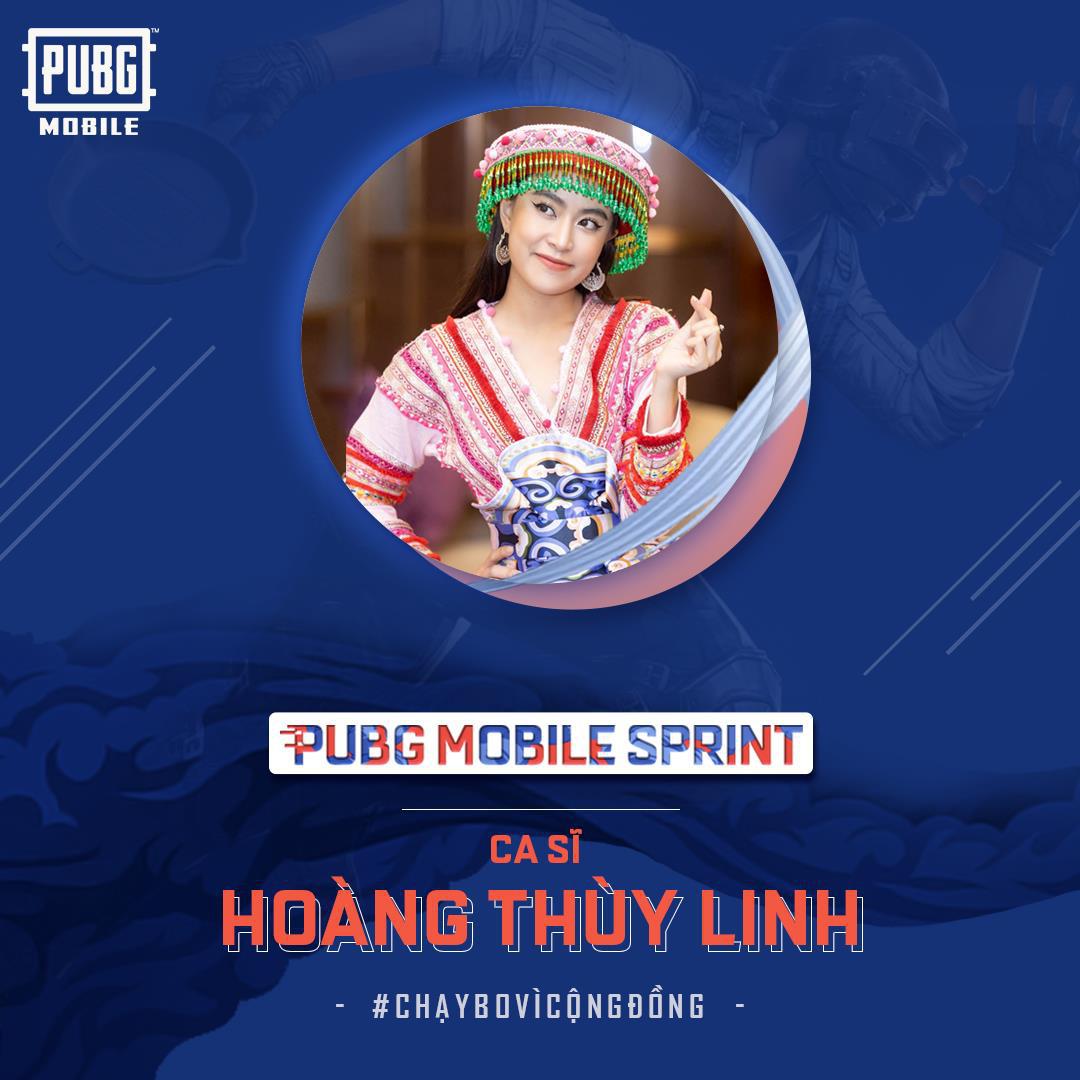 Hoàng Thùy Linh chính thức đồng hành cùng PUBG Mobile, chung tay thực hiện chiến dịch chạy bo vì cộng đồng - Ảnh 4.