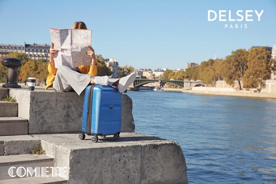 House Of Luggage tung 50.000 vali hàng hiệu chỉ từ 699.000 đồng - Ảnh 6.