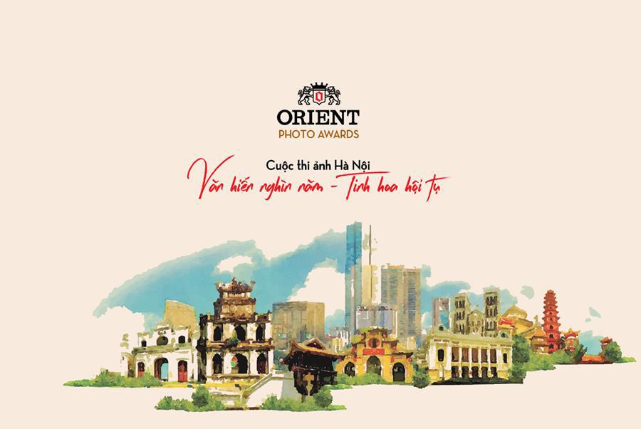 Tham gia cuộc thi ảnh Orient 1010 để lan tỏa tình yêu Hà Nội - Ảnh 2.