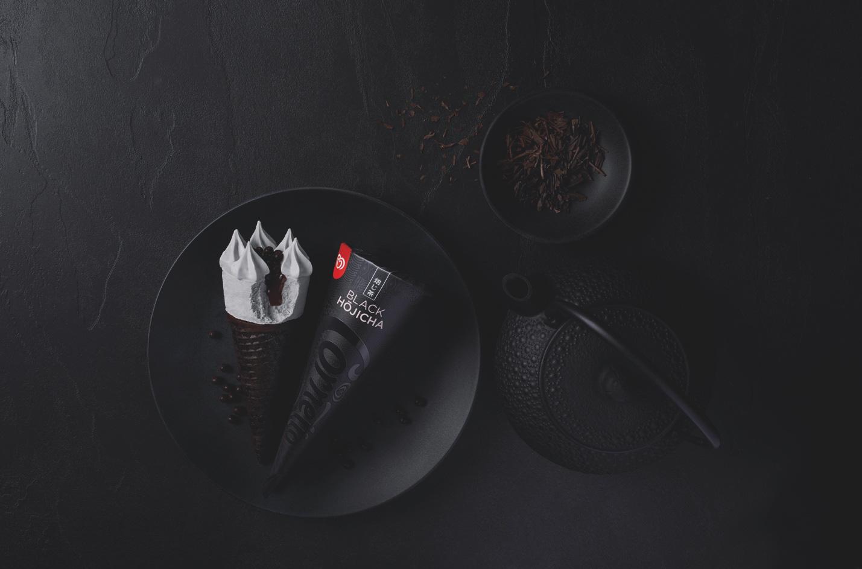 Soi chiếc kem đen siêu ngầu - Tân binh ngon thần sầu đang hot rần rần ở xứ sở kem - Ảnh 9.