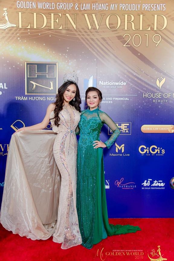 Dấu ấn phía sau sự thành công của cuộc thi Miss/Mrs Golden World Beauty Pageant - Ảnh 1.