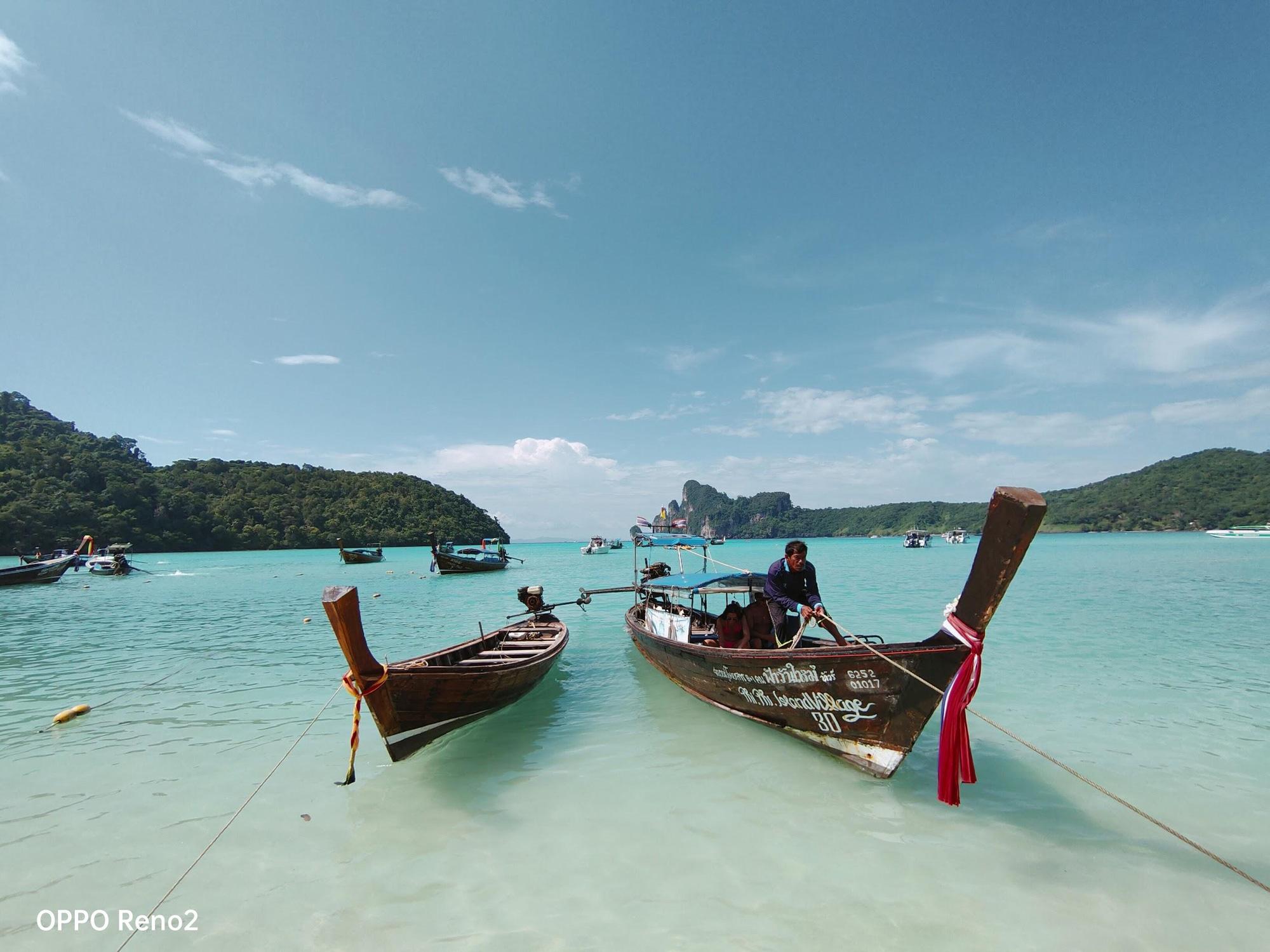 Khám phá vẻ đẹp Koh Phi Phi - Đảo ngọc thiên đường của Thái Lan - Ảnh 4.