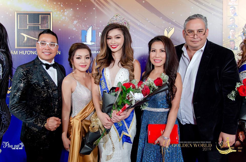 Dấu ấn phía sau sự thành công của cuộc thi Miss/Mrs Golden World Beauty Pageant - Ảnh 4.