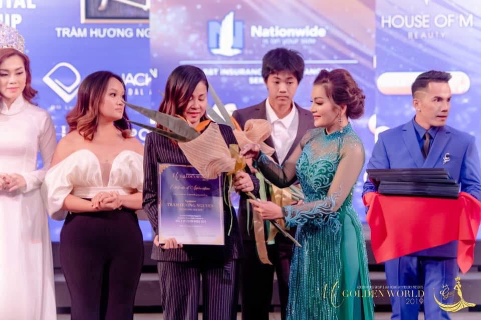 Dấu ấn phía sau sự thành công của cuộc thi Miss/Mrs Golden World Beauty Pageant - Ảnh 5.