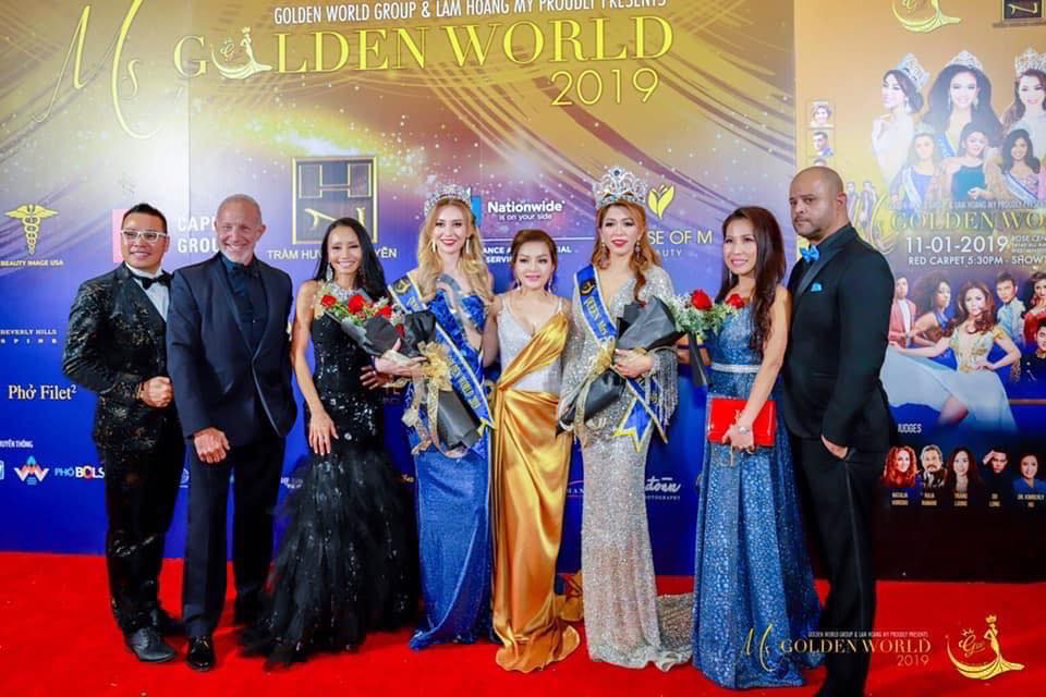Dấu ấn phía sau sự thành công của cuộc thi Miss/Mrs Golden World Beauty Pageant - Ảnh 6.