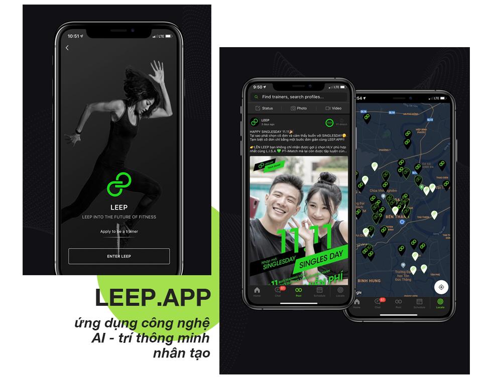 Chủ tịch CMG.ASIA Randy Dobson và cuộc tái sinh của người đi đầu ngành fitness: Tiên phong nền tảng LEEP App đem đến nguồn cảm hứng về cuộc sống tốt đẹp hơn - Ảnh 5.