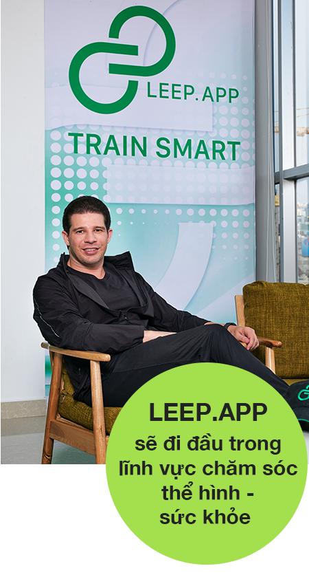 Chủ tịch CMG.ASIA Randy Dobson và cuộc tái sinh của người đi đầu ngành fitness: Tiên phong nền tảng LEEP App đem đến nguồn cảm hứng về cuộc sống tốt đẹp hơn - Ảnh 8.
