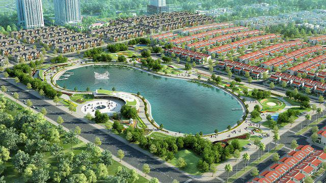 Lý giải sức hút của khu đô thị Dương Nội - Ảnh 1.