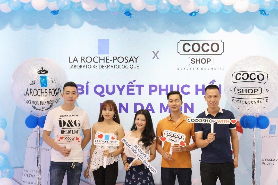 """""""Vỡ trận"""" tại sự kiện chăm sóc da của thương hiệu mỹ phẩm Coco Shop và La Roche-Posay - Ảnh 3."""