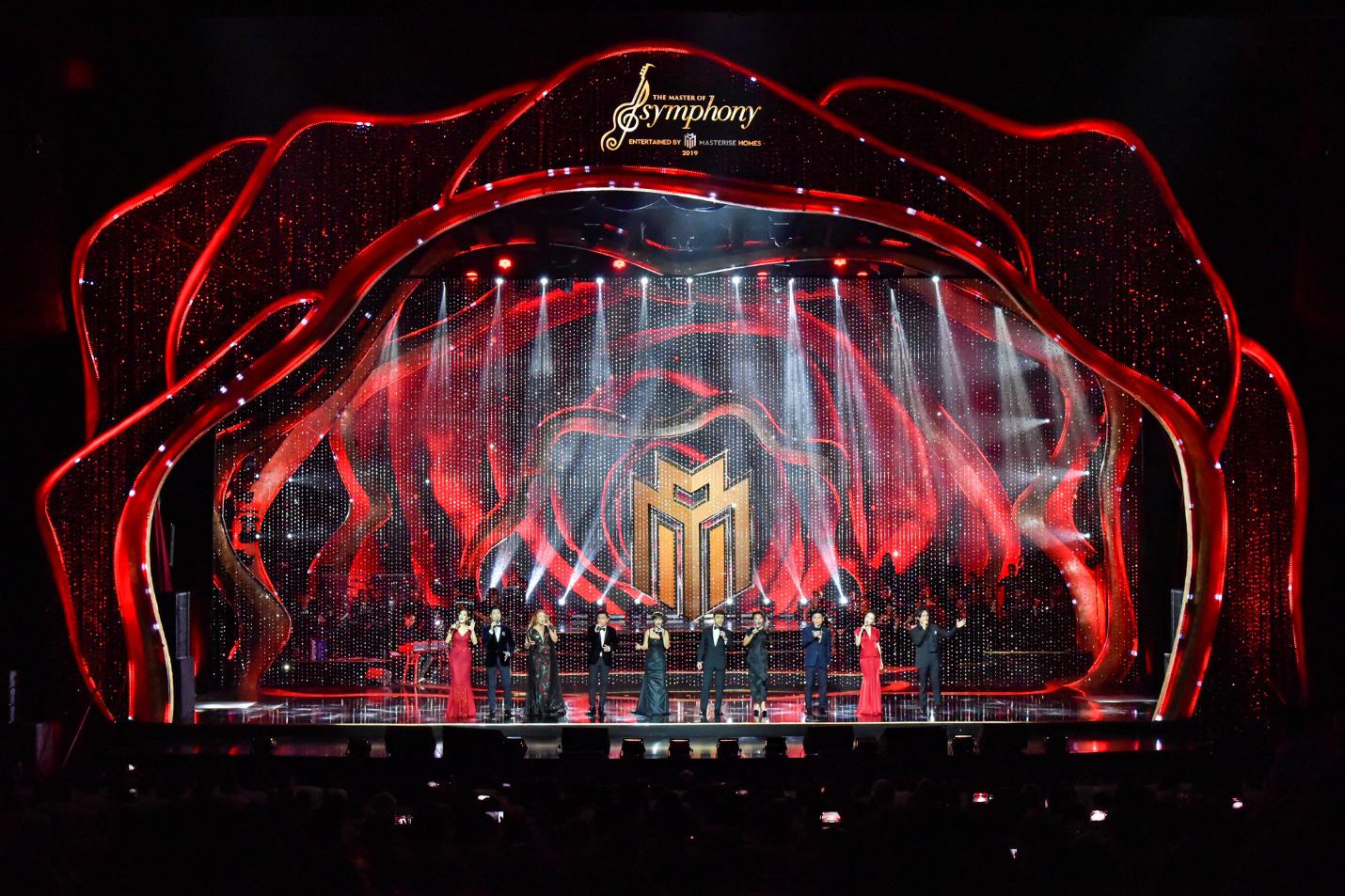 The Master Of Symphony 2019 chinh phục khán giả với các tiết mục trình diễn đỉnh cao và ấn tượng - Ảnh 1.