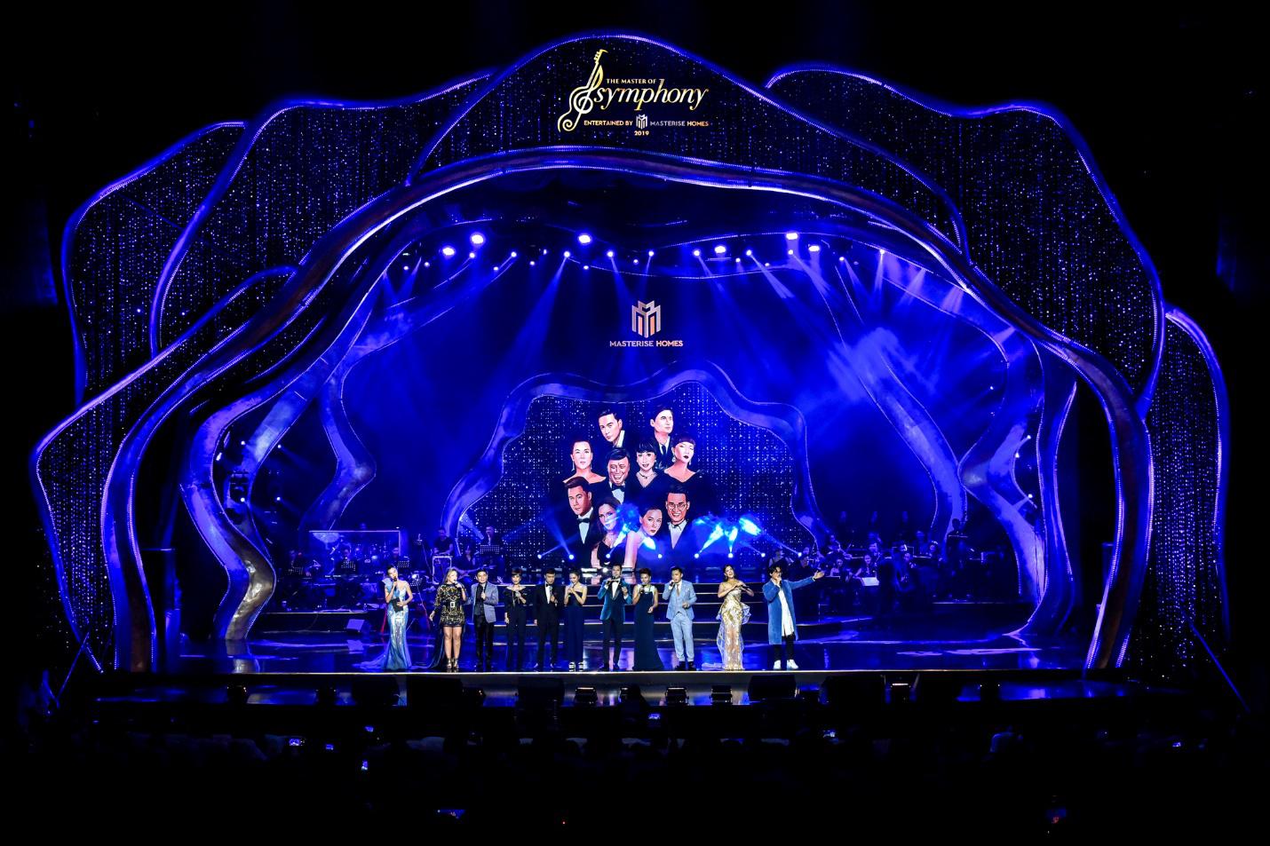 The Master Of Symphony 2019 chinh phục khán giả với các tiết mục trình diễn đỉnh cao và ấn tượng - Ảnh 2.