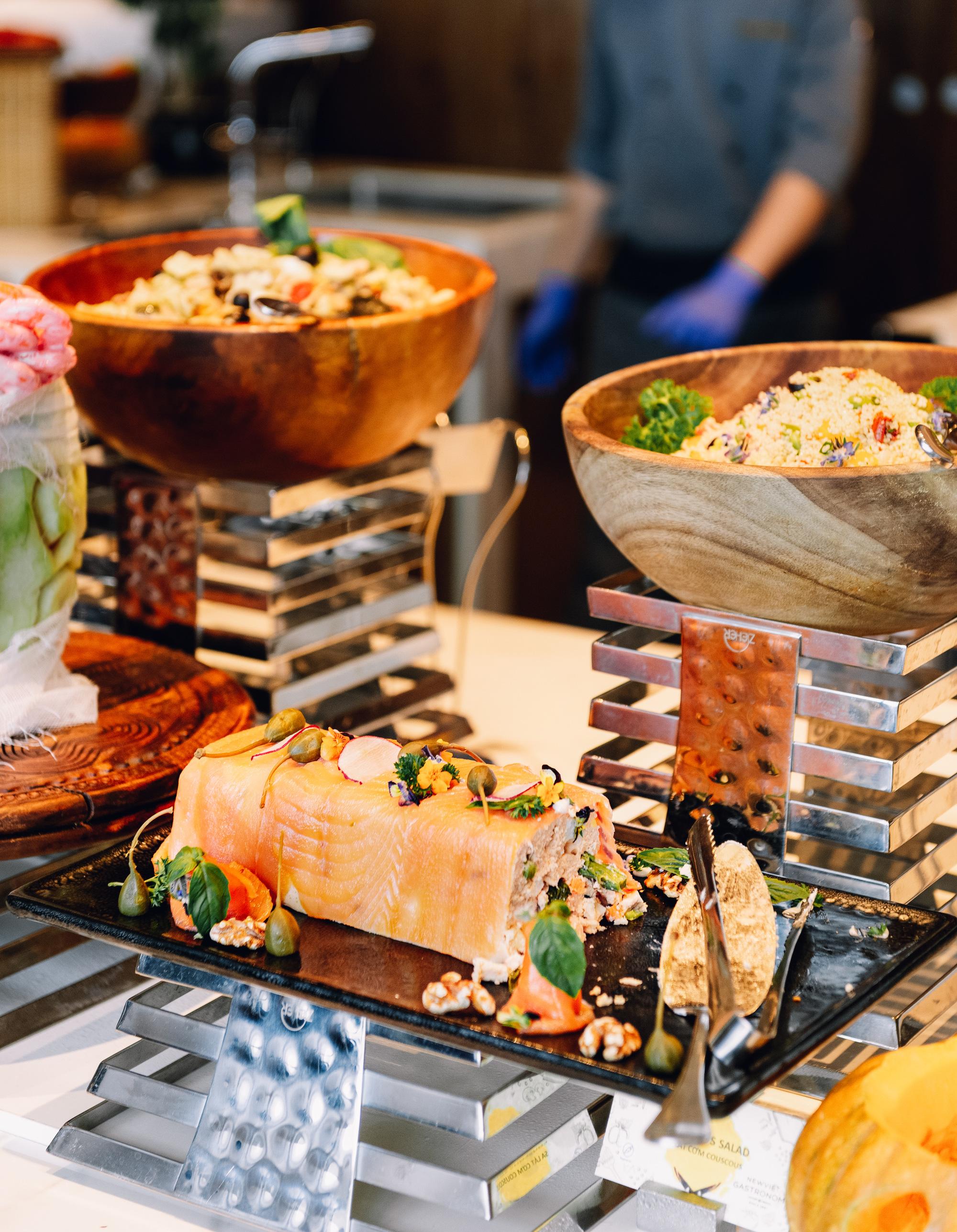 """""""Bữa tiệc trên mây"""" mùa lễ hội: Nâng tầm trải nghiệm ẩm thực với mọi giác quan tại InterContinental Hanoi Landmark72 - Ảnh 18."""