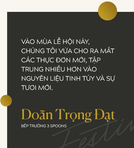 """""""Bữa tiệc trên mây"""" mùa lễ hội: Nâng tầm trải nghiệm ẩm thực với mọi giác quan tại InterContinental Hanoi Landmark72 - Ảnh 7."""