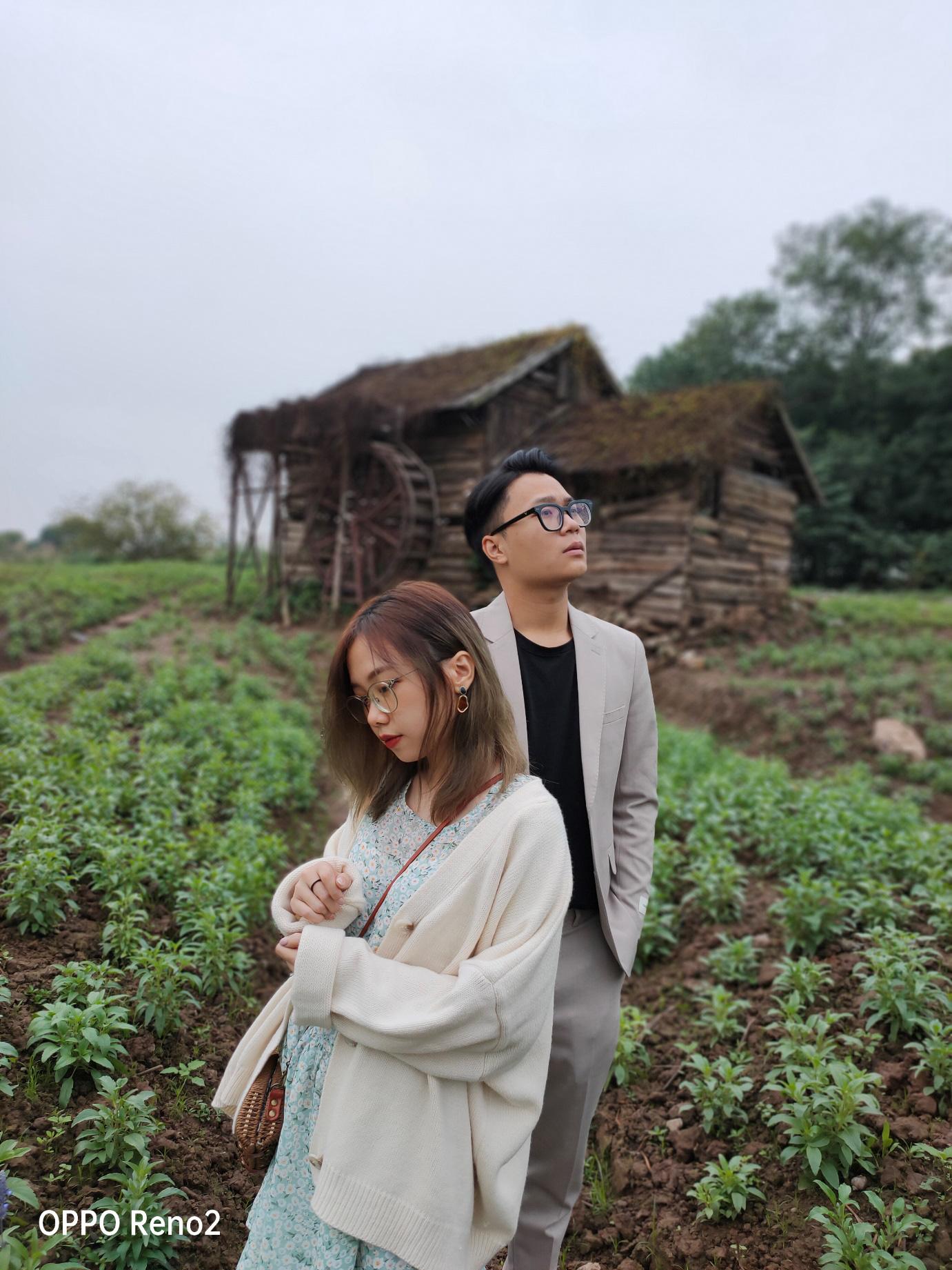 Đi Nhật, Hàn làm gì cho xa khi ở Hà Nội cũng có cảnh lá vàng đẹp đến nao lòng - Ảnh 6.