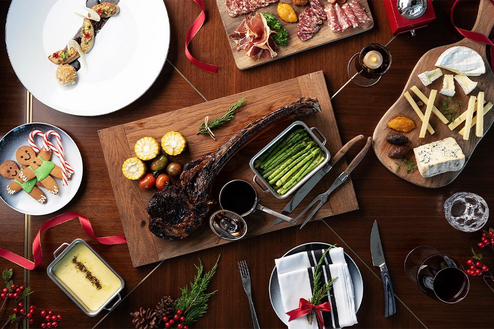 """""""Bữa tiệc trên mây"""" mùa lễ hội: Nâng tầm trải nghiệm ẩm thực với mọi giác quan tại InterContinental Hanoi Landmark72 - Ảnh 11."""