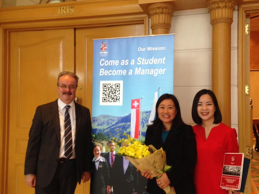 Du học tiết kiệm và trải nghiệm 3 châu lục tại trường HTMi - Ảnh 2.