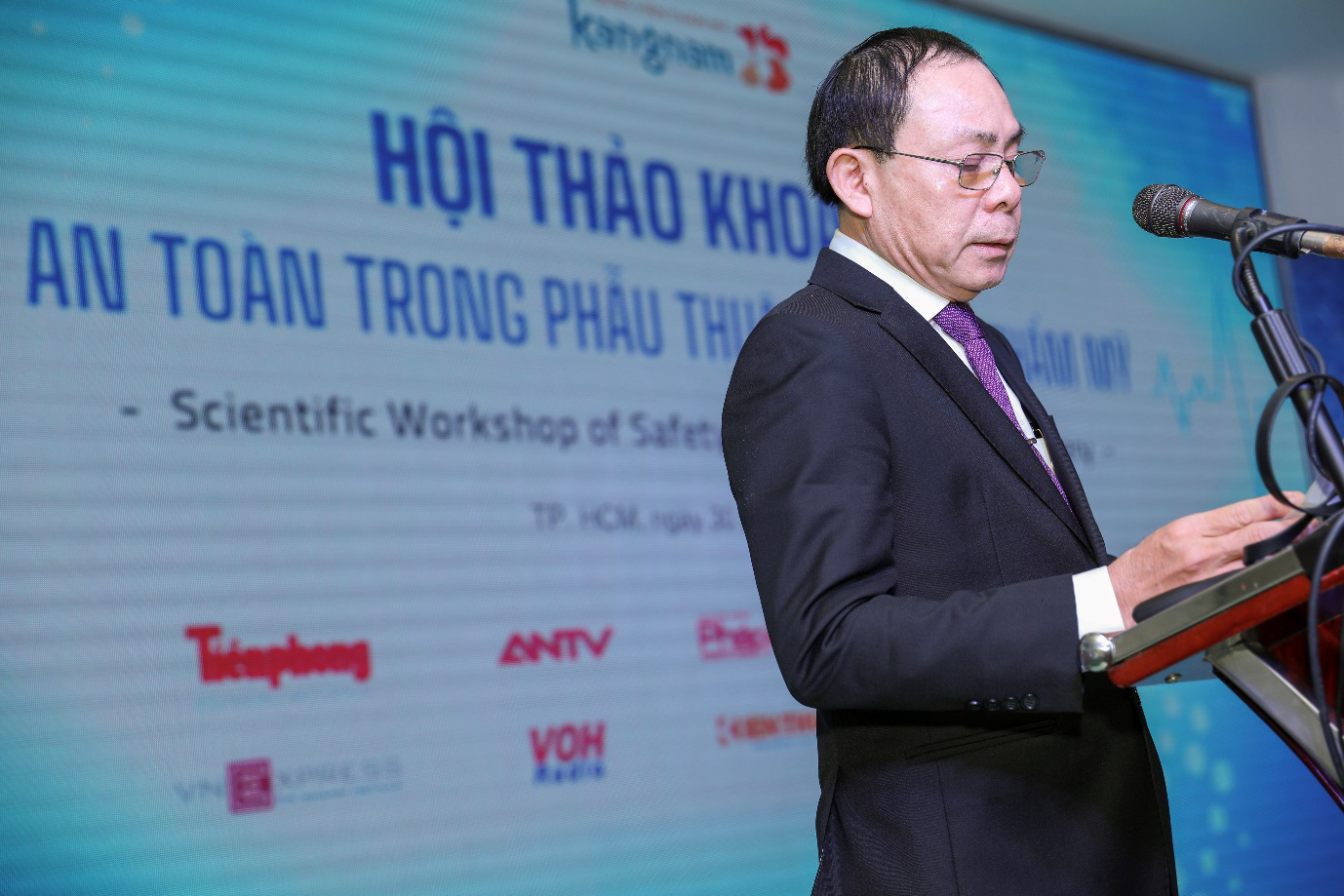 """Hơn 100 bác sĩ và chuyên gia đầu ngành đến dự buổi hội thảo """"An toàn trong phẫu thuật tạo hình thẩm mỹ"""" - Ảnh 2."""