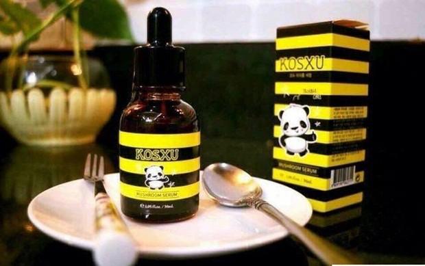 Quá trình ngăn ngừa mụn và phục hồi làn da hư tổn của serum Kosxu - Ảnh 2.