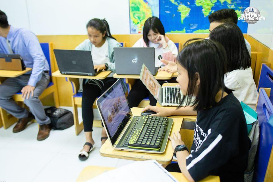 Cơ hội trải nghiệm học tiếng Anh 4.0 tại ILA Đồng Khởi, Biên Hòa - Ảnh 1.