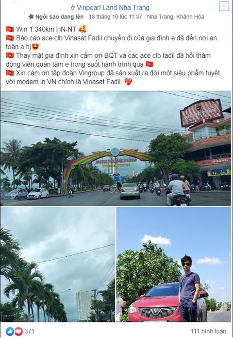 """Phượt"""" Hà Nội - Nha Trang bằng xe VinFast Fadil và trải nghiệm bất ngờ của chủ xe - Ảnh 3."""
