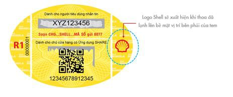 """Người dùng dầu nhớt đã có thể yên tâm hơn với tem chống hàng giả tích hợp """"2 trong 1"""" - Ảnh 2."""