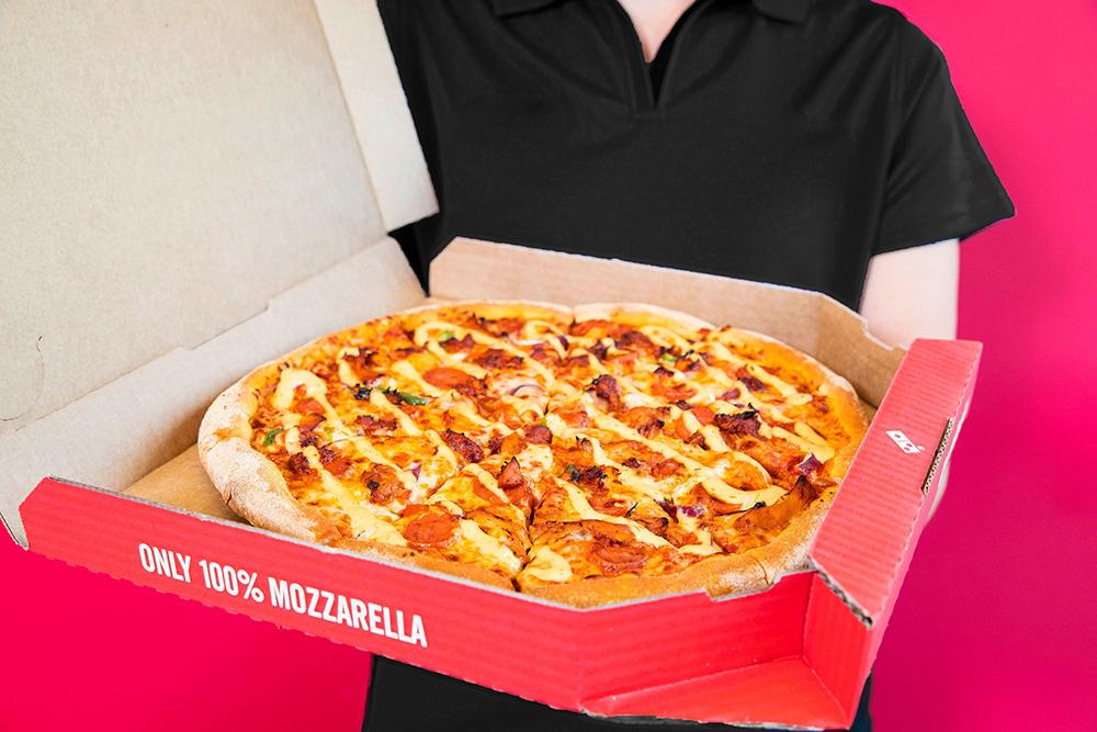 Domino's Pizza tiên phong công nghệ thử nghiệm giao hàng bằng thiết bị bay không người lái - Ảnh 7.