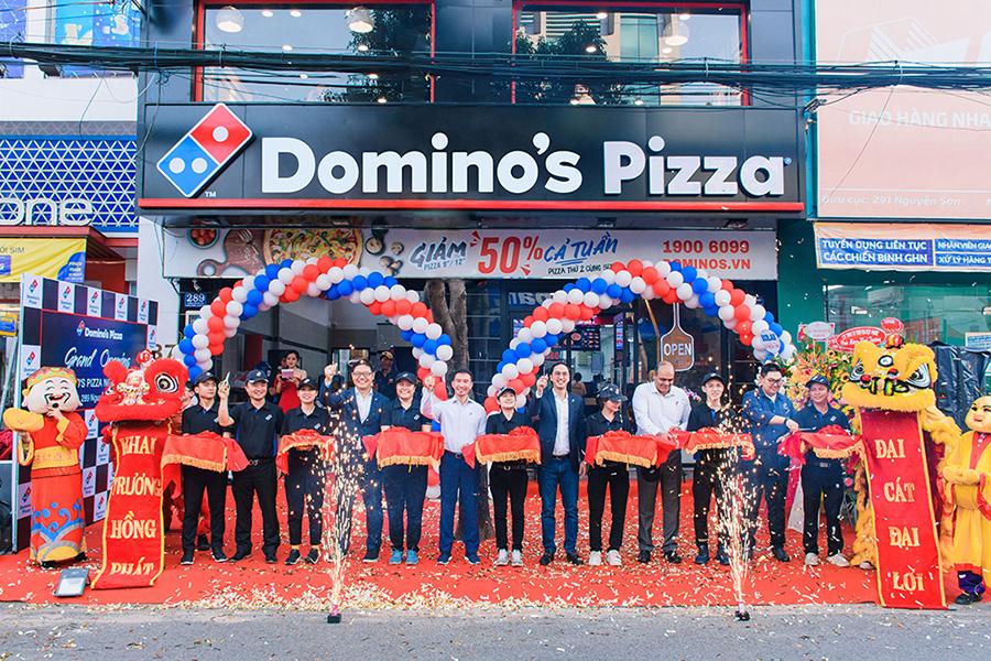 Domino's Pizza tiên phong công nghệ thử nghiệm giao hàng bằng thiết bị bay không người lái - Ảnh 9.