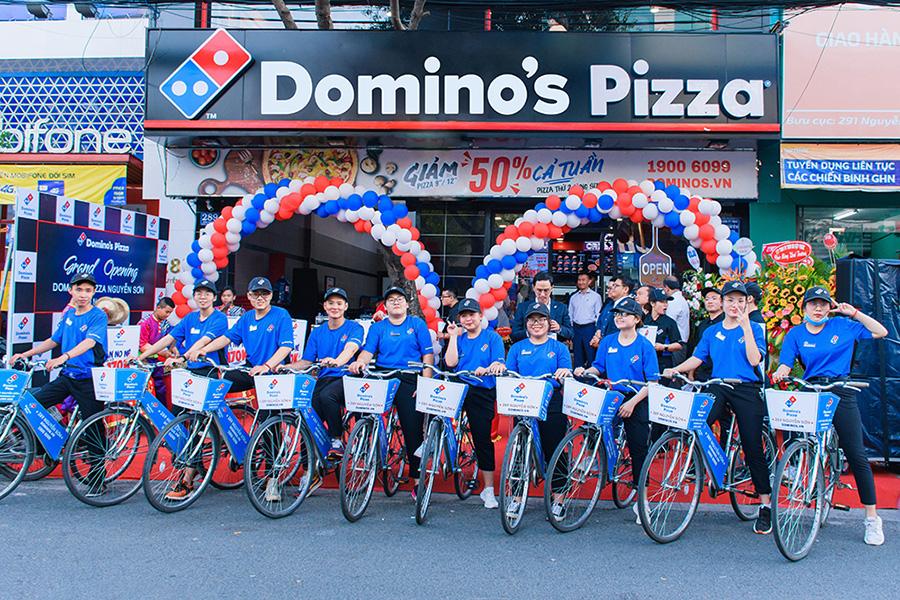 Domino's Pizza tiên phong công nghệ thử nghiệm giao hàng bằng thiết bị bay không người lái - Ảnh 10.