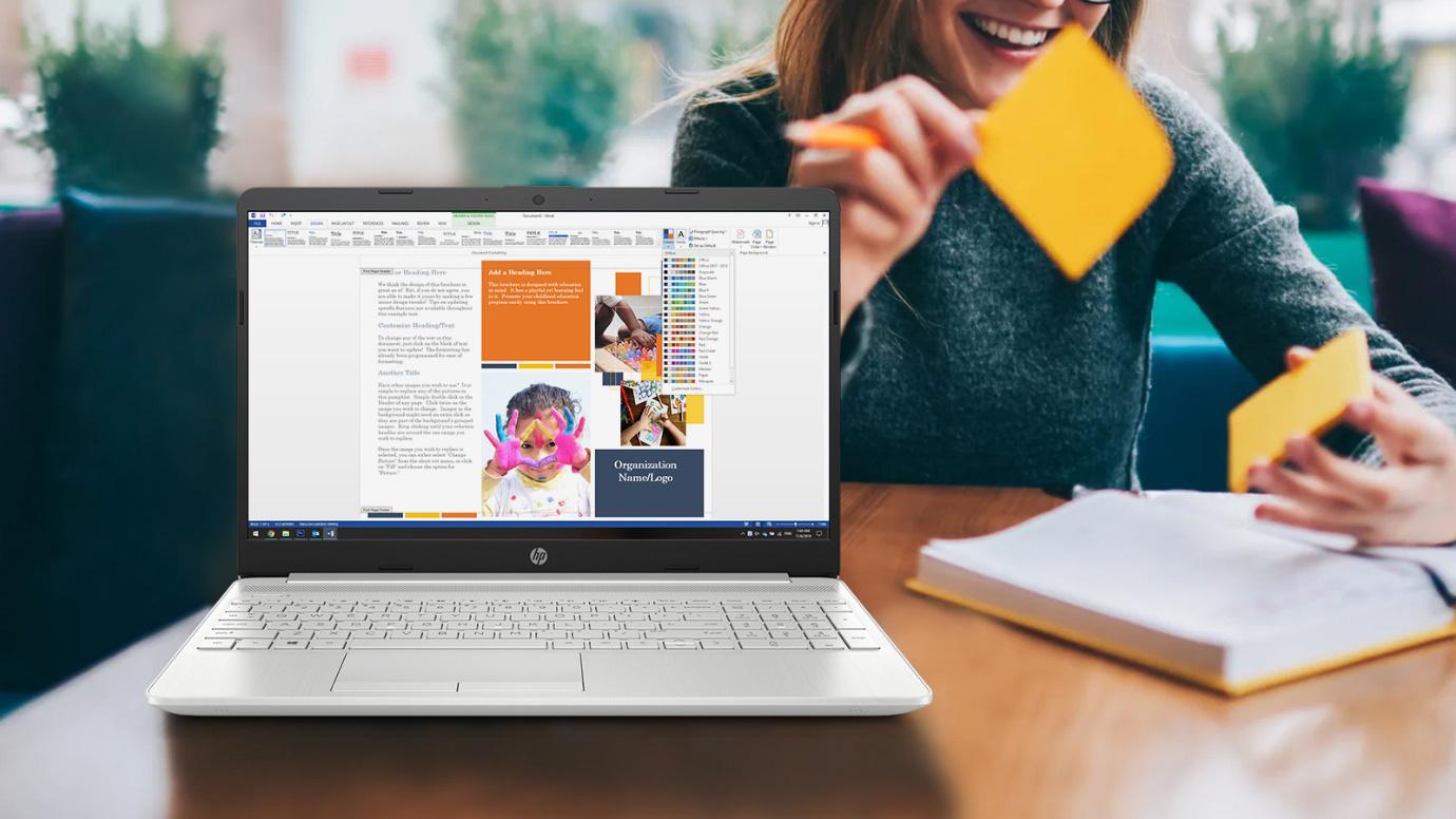 """HP 15s-du0068TX - Chiếc laptop mỏng nhẹ, cấu hình mạnh mẽ với mức giá siêu """"hời'' dành cho các bạn học sinh, sinh viên - Ảnh 2."""