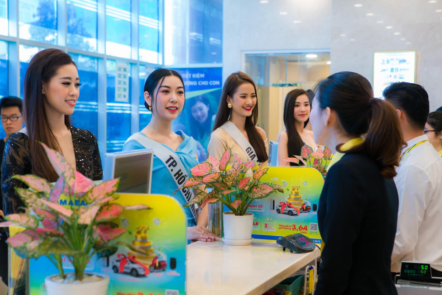 Nam Á Bank tư vấn kỹ năng xây dựng doanh nghiệp xã hội cho top 60 Hoa hậu Hoàn vũ Việt Nam 2019 - Ảnh 5.