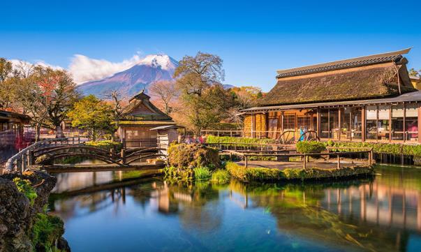 Xao xuyến với vẻ đẹp ngày thu Nhật Bản - Ảnh 1.