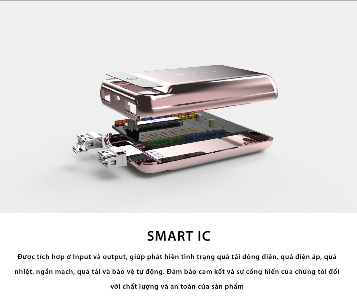 Nano Power Bank Feeltek – Trải nghiệm công nghệ với thiết kế hoàn hảo - Ảnh 7.