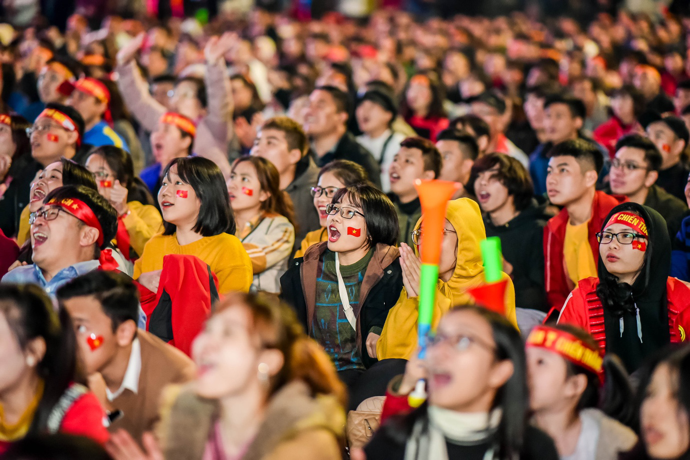 Tối nay, Hà Nội mở đại tiệc bóng đá trước Nhà hát Lớn, chờ U22 bất bại rinh vàng lịch sử! - Ảnh 3.
