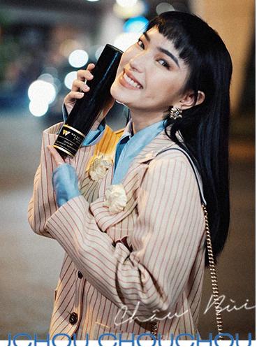 """Hành trình từ số 0 trở thành fashionista đình đám của Châu Bùi: """"Những thứ bị mọi người chê cười càng thôi thúc mình cố gắng hoàn thiện"""" - Ảnh 6."""