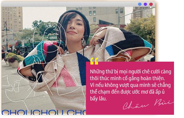 """Hành trình từ số 0 trở thành fashionista đình đám của Châu Bùi: """"Những thứ bị mọi người chê cười càng thôi thúc mình cố gắng hoàn thiện"""" - Ảnh 2."""