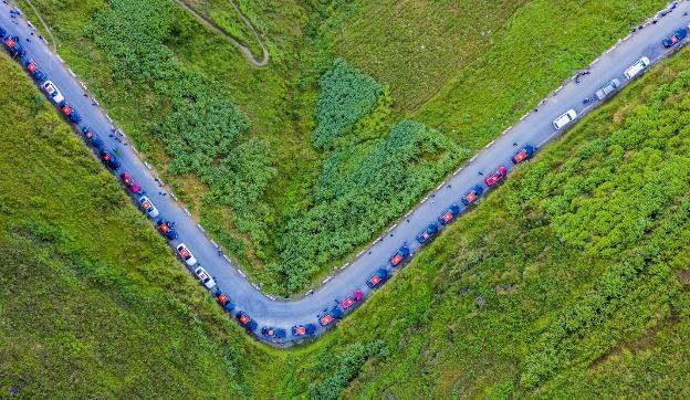 """Hành trình gần 100 xe VinFast chinh phục Hà Giang dưới góc máy nghệ thuật của nhiếp ảnh gia nổi tiếng: Đúng chất """"Amazing"""" - Ảnh 7."""