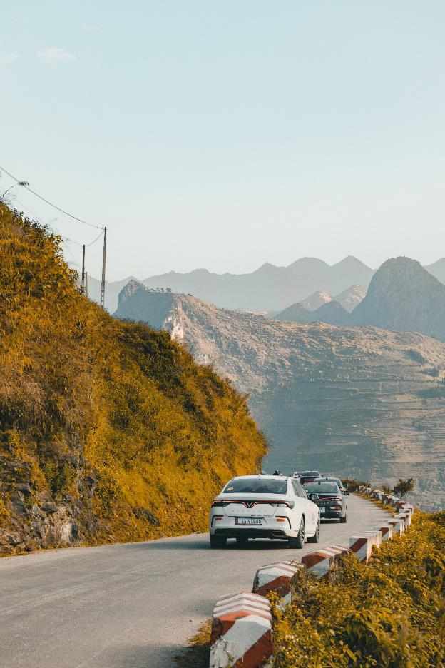 """Hành trình gần 100 xe VinFast chinh phục Hà Giang dưới góc máy nghệ thuật của nhiếp ảnh gia nổi tiếng: Đúng chất """"Amazing"""" - Ảnh 12."""