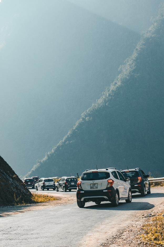 """Hành trình gần 100 xe VinFast chinh phục Hà Giang dưới góc máy nghệ thuật của nhiếp ảnh gia nổi tiếng: Đúng chất """"Amazing"""" - Ảnh 13."""