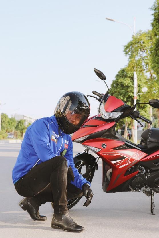 Những lý do xe máy Yamaha thuyết phục khách Việt dịp Tết này - Ảnh 4.