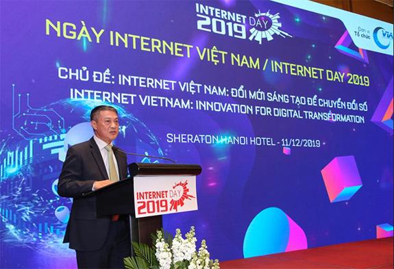 Internet Day 2019: Chuyển đổi số là cơ hội vàng cho kinh tế Việt Nam - Ảnh 1.
