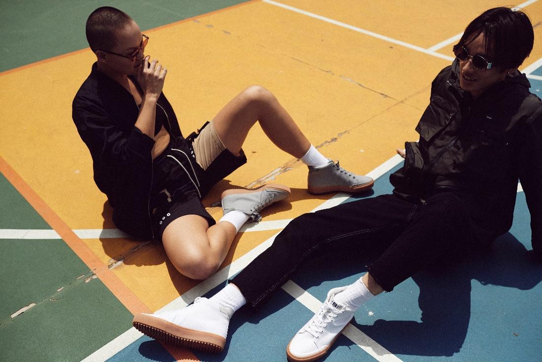 """Mẫu giày made in Vietnam hứa hẹn sẽ khiến cộng đồng sneaker Việt """"dậy sóng - Ảnh 2."""