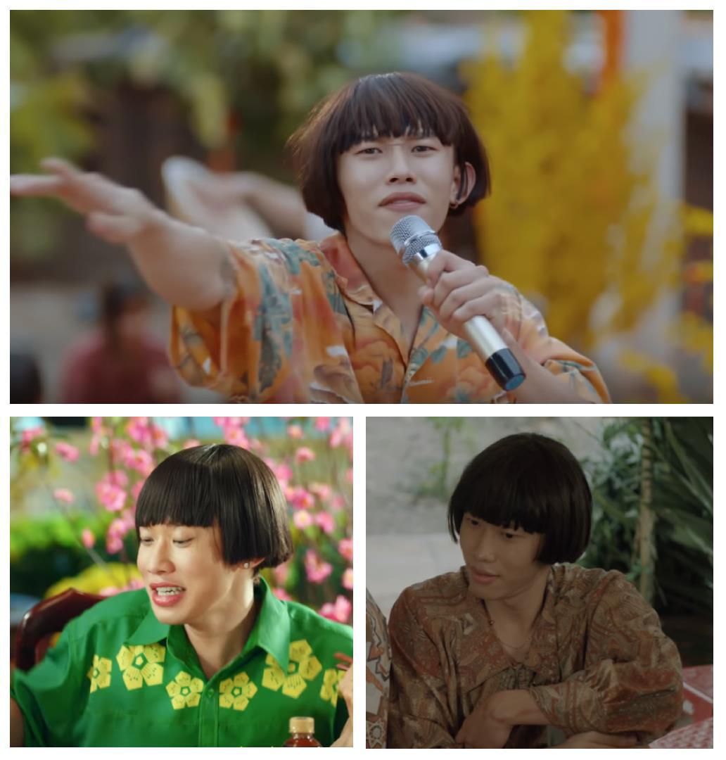 Chính chủ Kay Trần tiết lộ lý do ra 3 MV nhưng vẫn trung thành với hình tượng chàng trai mái ngố - Ảnh 4.