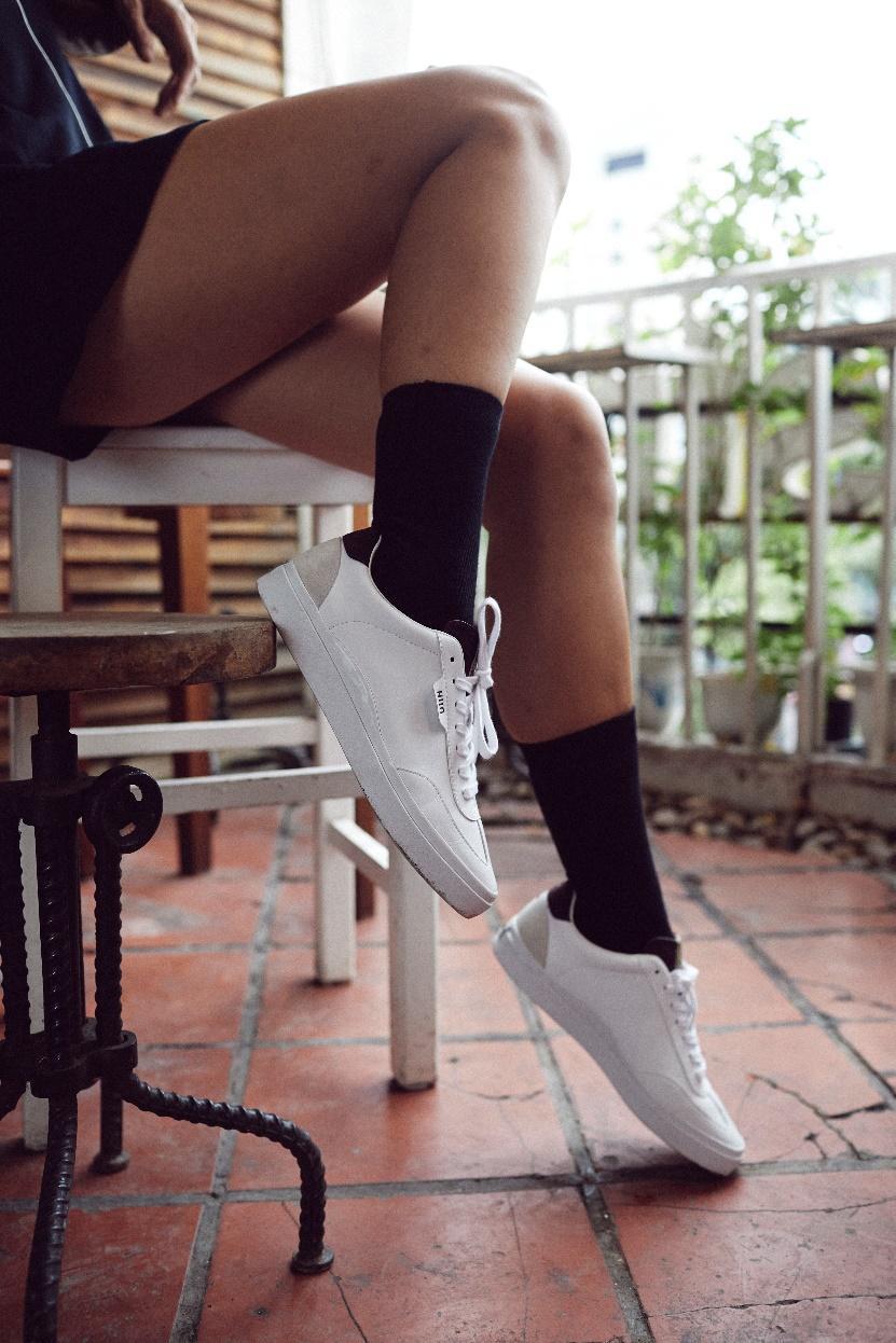 """Mẫu giày made in Vietnam hứa hẹn sẽ khiến cộng đồng sneaker Việt """"dậy sóng - Ảnh 3."""