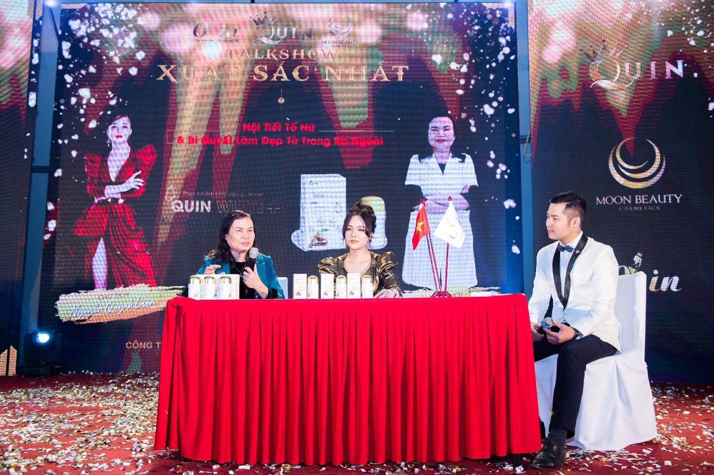 Tóc Tiên và DJ Selena cháy hết mình trong đại tiệc ra mắt thực phẩm bảo vệ sức khỏe QUIN WHITE+ - Ảnh 4.