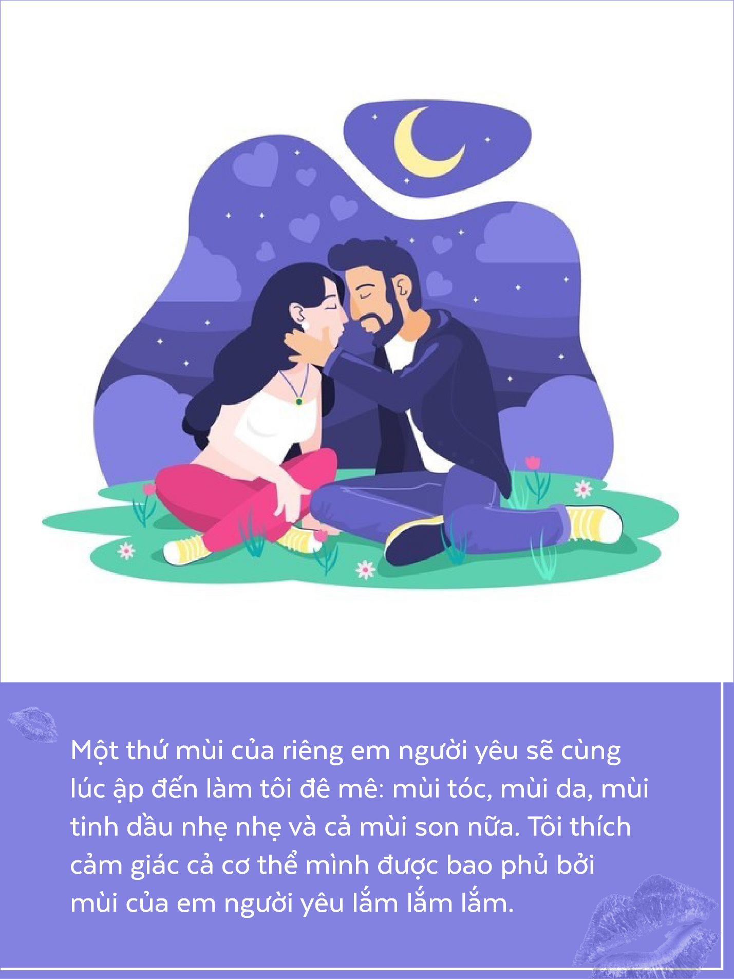 Nụ hôn đâu chỉ là cái chạm môi, với con trai, điều ấy còn ẩn chứa cả ngàn ý nghĩa - Ảnh 4.