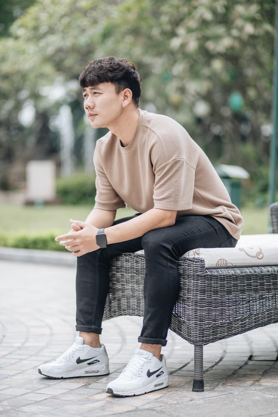 """Cầu thủ Minh Vương và hành trình ước mơ với trái bóng tròn: """"Chưa bao giờ tôi hối hận vì đã chọn đá bóng!"""" - Ảnh 2."""