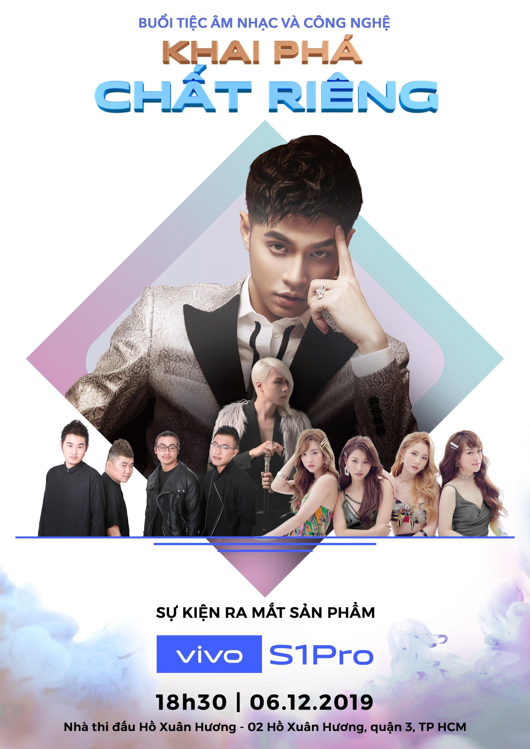 Bật mí về music showcase hoành tráng nhất năm của vivo: Noo Phước Thịnh hứa hẹn tạo ra sự bùng nổ cực chất - Ảnh 1.