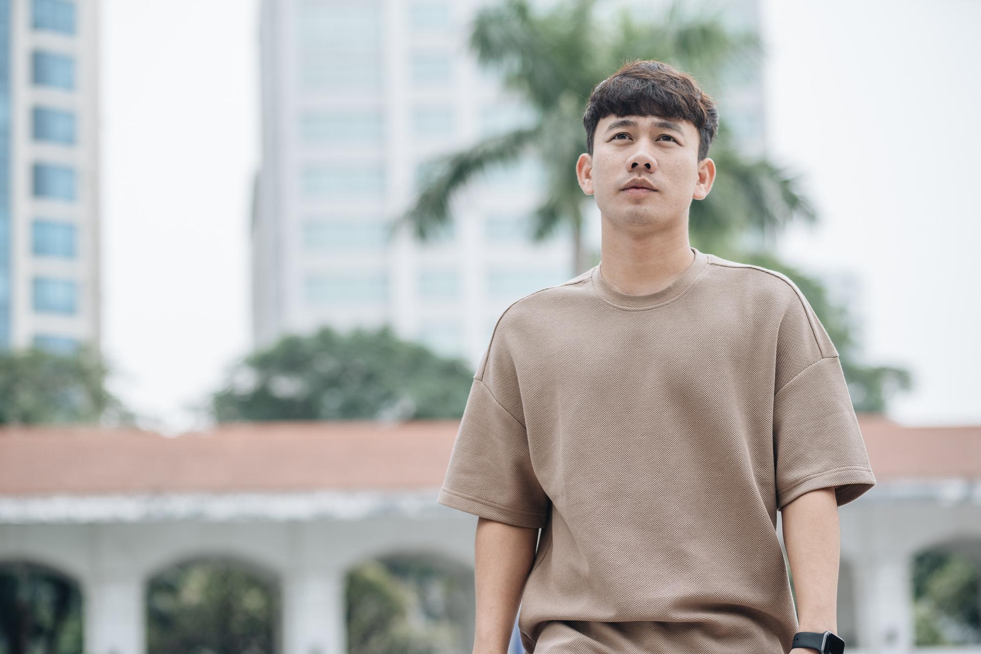 """Cầu thủ Minh Vương và hành trình ước mơ với trái bóng tròn: """"Chưa bao giờ tôi hối hận vì đã chọn đá bóng!"""" - Ảnh 3."""